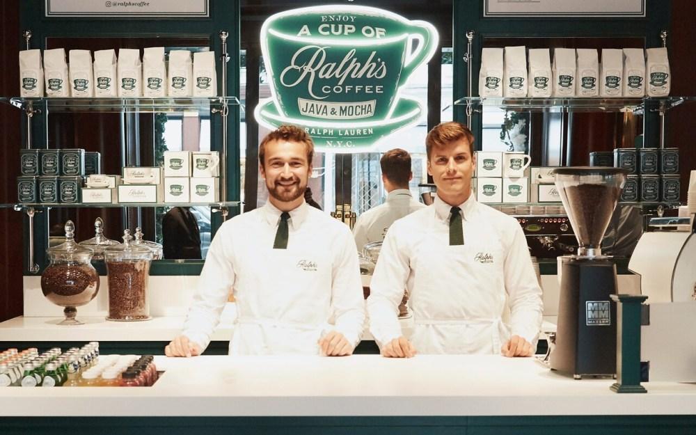 Ralph Lauren coffee image
